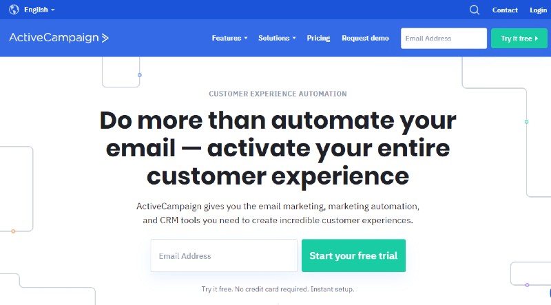 ActiveCampaign - Best Email Marketing Services