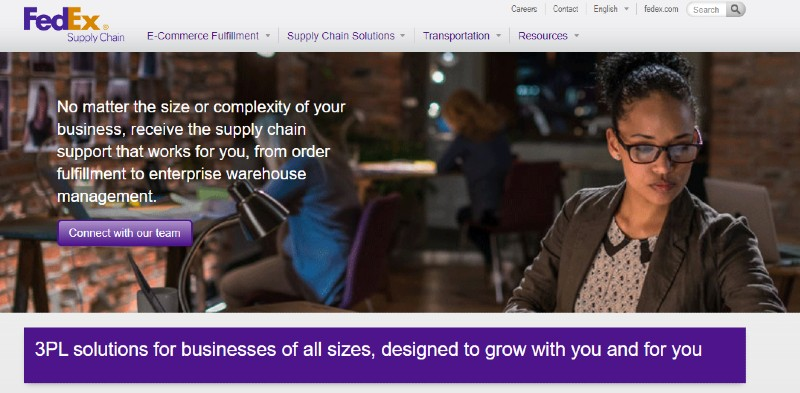 FedEx - Best Fulfillment Services