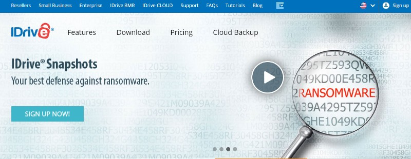 iDrive - Best Cloud Storage and Online Back-up Systems