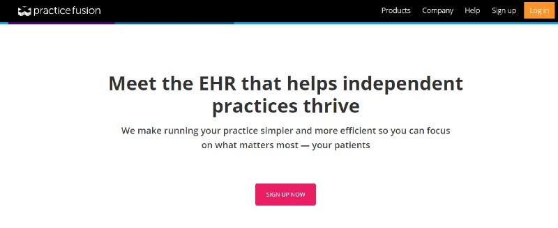 Practice Fusion - Best Medical and Healthcare Practice Management Software