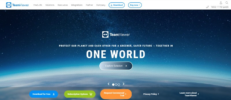 TeamViewer - Best Employee Management Software