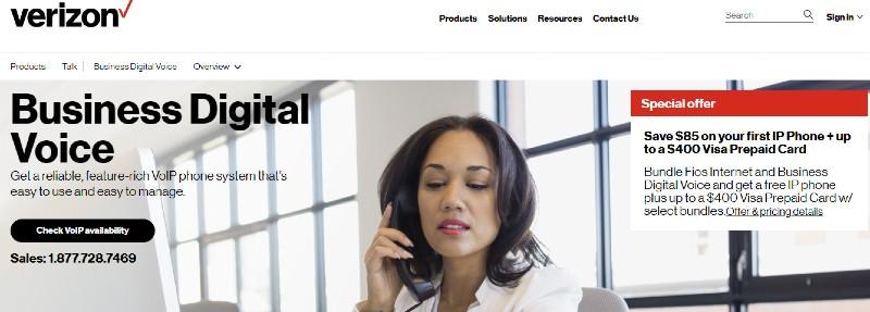 Verizon - Best VoIP Phone Services