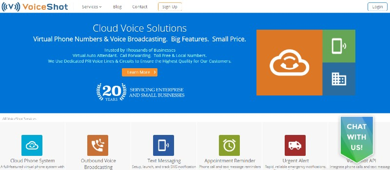 VoiceShot - Best VoIP Phone Services