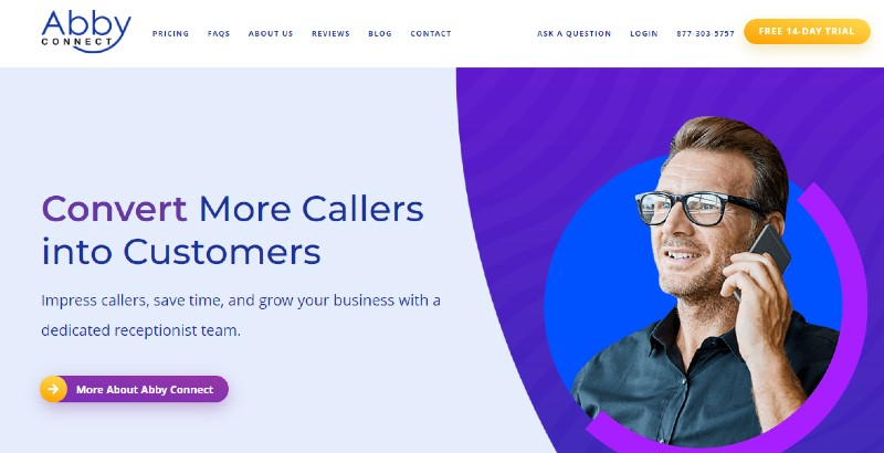Abby Connect - Best Business Answering Services