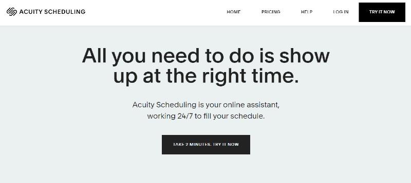 Acuity Scheduling - Best Scheduling Software