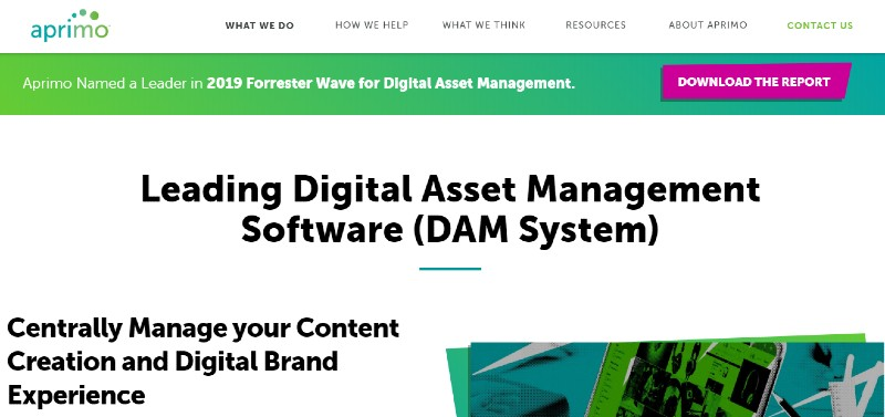 Aprimo - Best Digital Asset Management Software