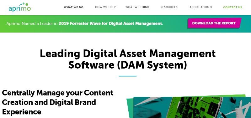Aprimo - Best Digital Asset Management Software
