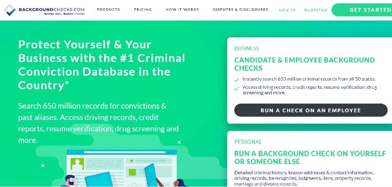 Backgroundchecks.com - Best Background Check Companies