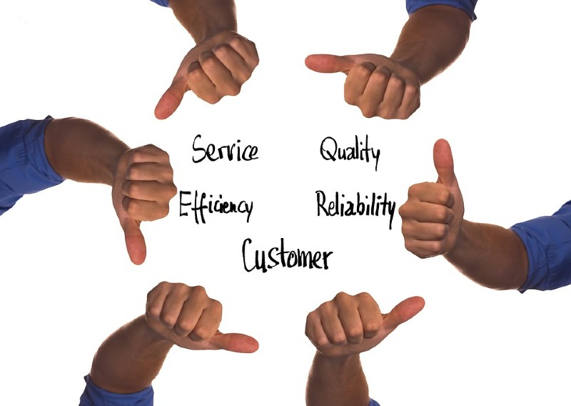 Be reliable and consistent - Tips on Building Customer loyalty