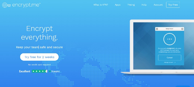 Encrypt.me - Finding the Best VPN for Your Business
