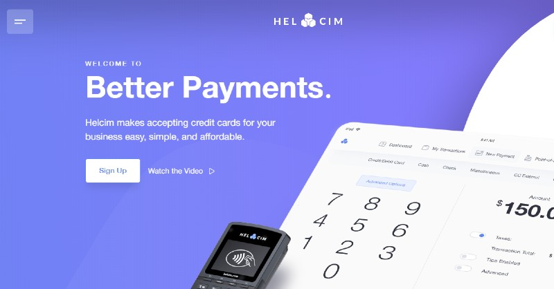Helcim - Best Mobile Credit Card Processing Solutions