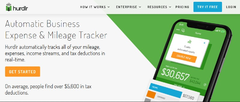 Hurdlr - Best Expense Tracking Services