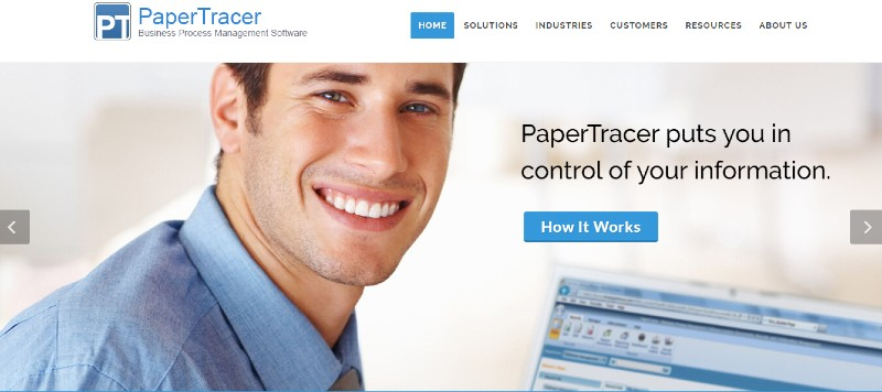 PaperTracer - Best Document Management Software
