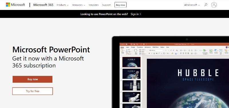 PowerPoint - Best Presentation Software