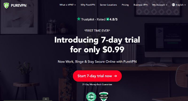 PureVPN - Finding the Best VPN for Your Business
