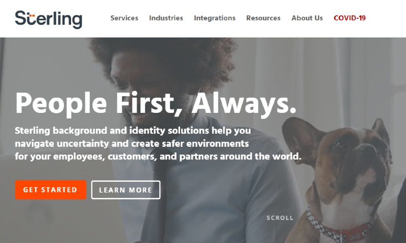 Sterling - Best Background Check Companies