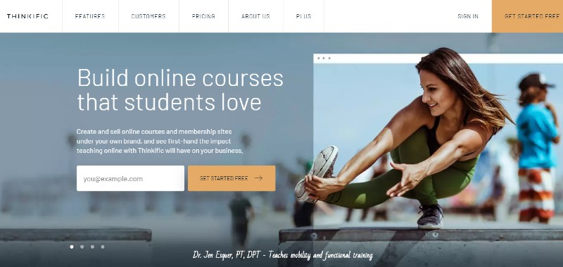 Thinkific: Create, Market, and Sell Your Own Online Courses