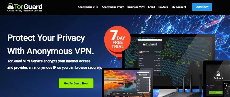 TorGuard - Best VPN Service Providers