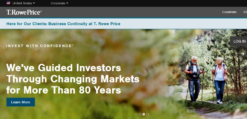 T. Rowe Price - Best Small Business 401k Plans