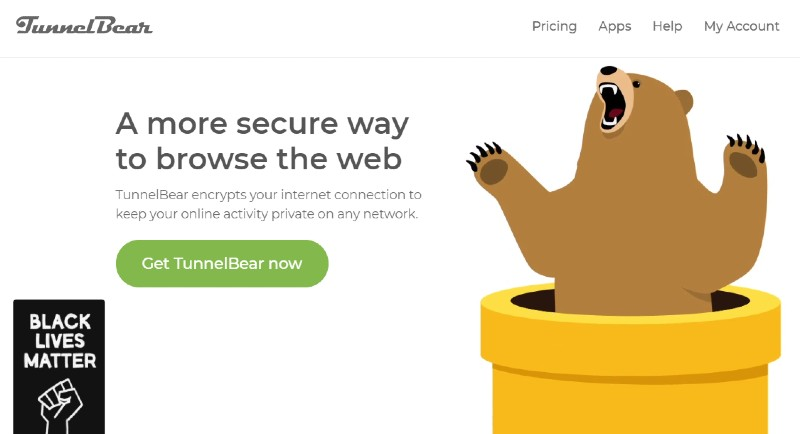 TunnelBear - Best VPN Service Providers