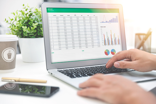 Create and Refer to Your Chart of Accounts- Tracking Personal and Business Expenses in Quickbooks