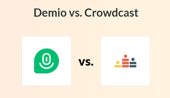 Demio vs Crowdcast - Demio Review: Webinar Software for Marketers