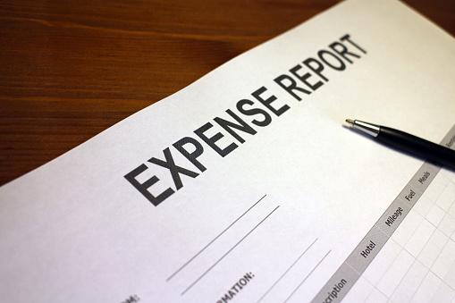 Expenses - How to Automate Small and Medium Business Processes