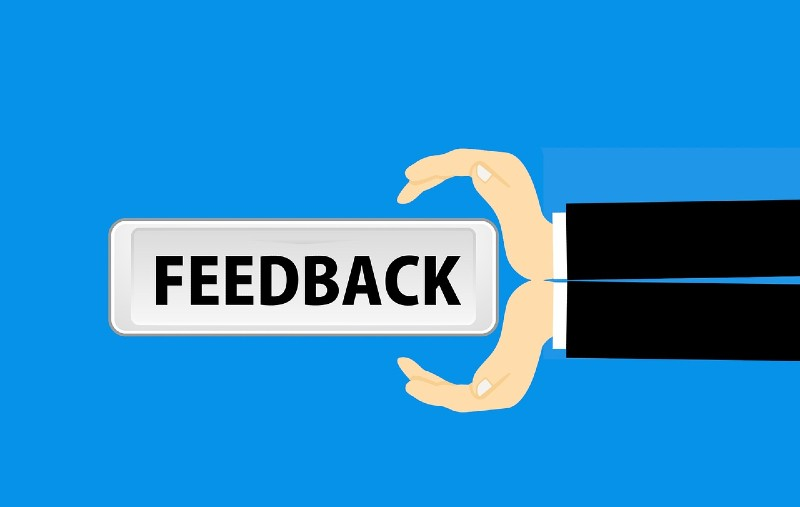 Encourage team feedback - How to Motivate and Inspire Your Remote Team_ Best Ideas to Boost Employee Productivity