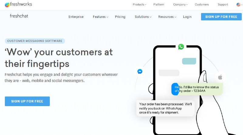 Freshchat - How Many SaaS Tools You Need to Start Your Business
