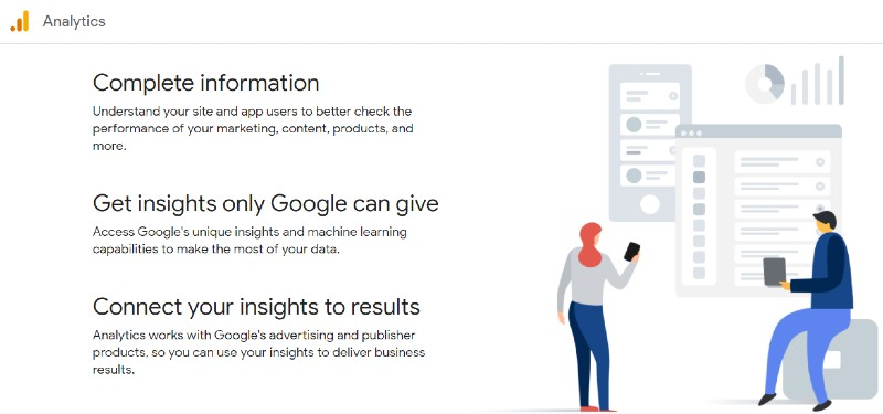 Google Analytics - How Many SaaS Tools You Need to Start Your Business