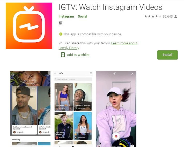 1. Discoverability - Instagram: Best Video Format for Max Exposure