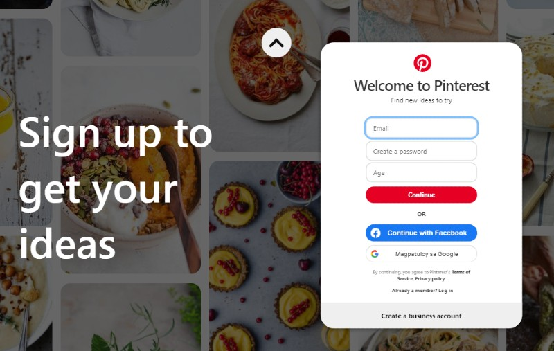 Pinterest - How to Come up with Content for Your Business Blog Posts