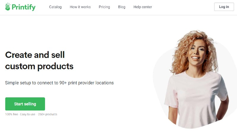 Printify - Best Dropshipping Companies for your eCommerce Business