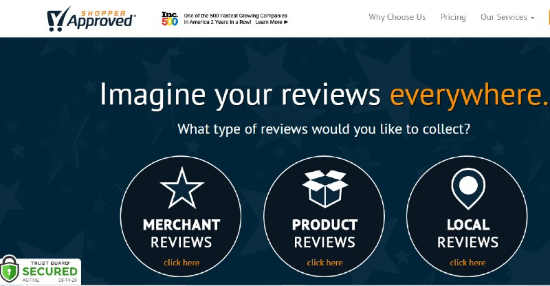 Shopper Approved - Best Ways to Collect Reviews for Your Business