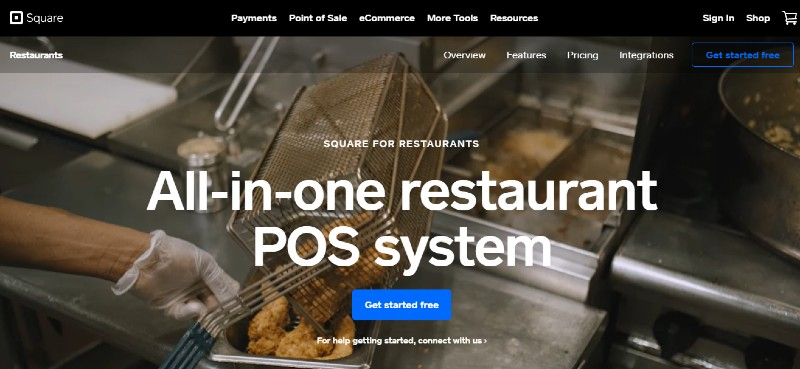 Square for Restaurant - Best Ways For A Small Business To Accept Credit Cards