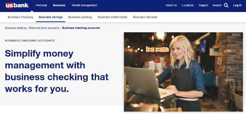 US Bank - Best Business Checking Accounts for Entrepreneurs
