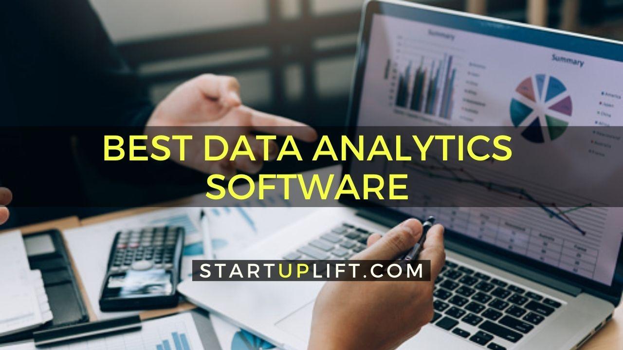 Best Data Analytics Software