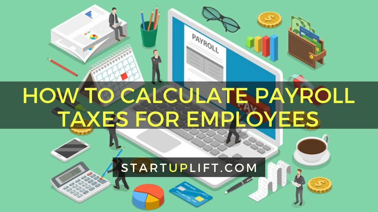 How to Calculate Payroll Taxes For Employees