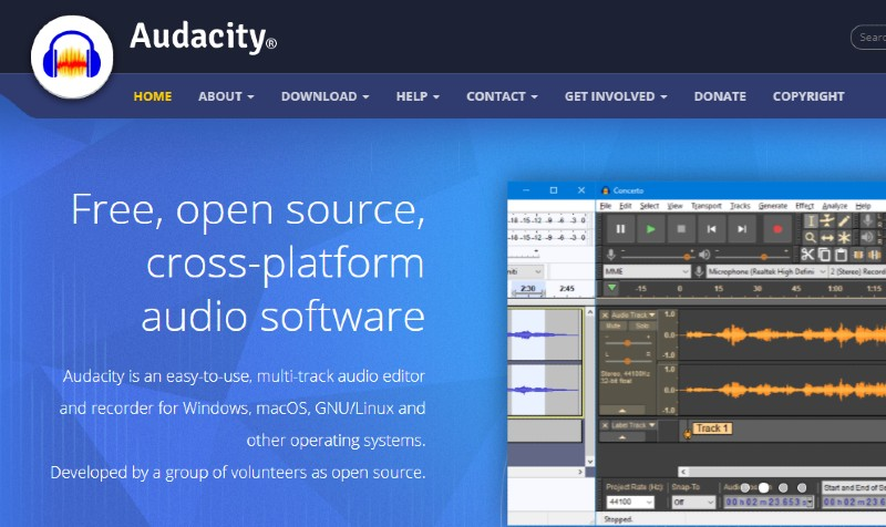 Recording and Editing Programs, Audacity - How to Start a Podcast for your Business