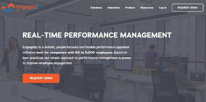 Engagedly - Best Performance Management Software