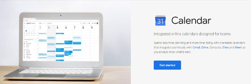 Google Calendar - Is GSuite Too Much For A One-Person Business