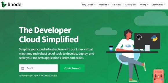 Linode - Best Web Hosting for Small Businesses