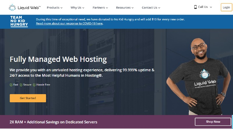 Liquid Web - Best Web Hosting for Small Businesses