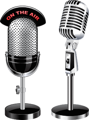 Prepare your equipment, microphone - How to Start a Podcast for your Business