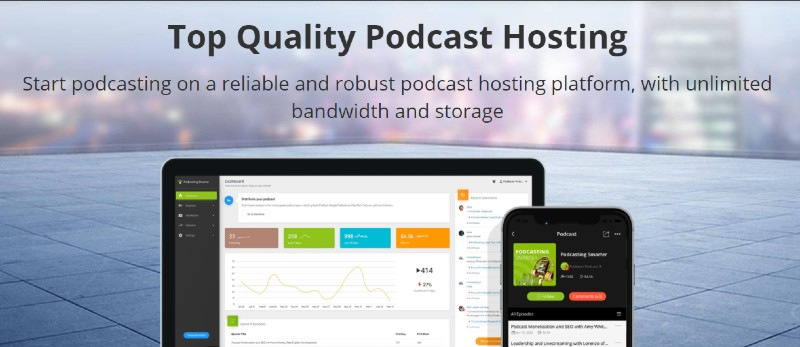 Hosting Service - How to Build a Thriving Audience Community with PodBean