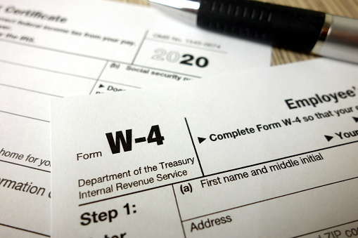 For employees hired in 2020 and beyond using the new W4 form - How to Calculate Payroll Taxes For Employees