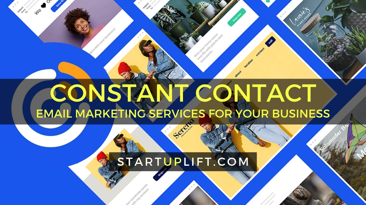 Constant Contact Review: Email Marketing Services for Your Business