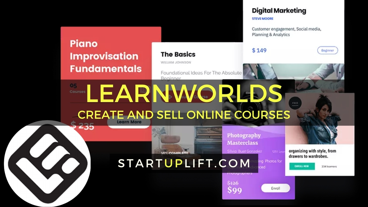 LearnWorlds Review_ Create and Sell Online Courses