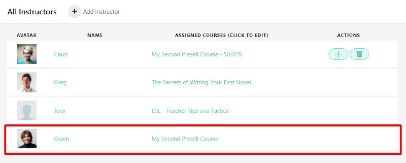 Multiple instructors - LearnWorlds Review: Create and Sell Online Courses