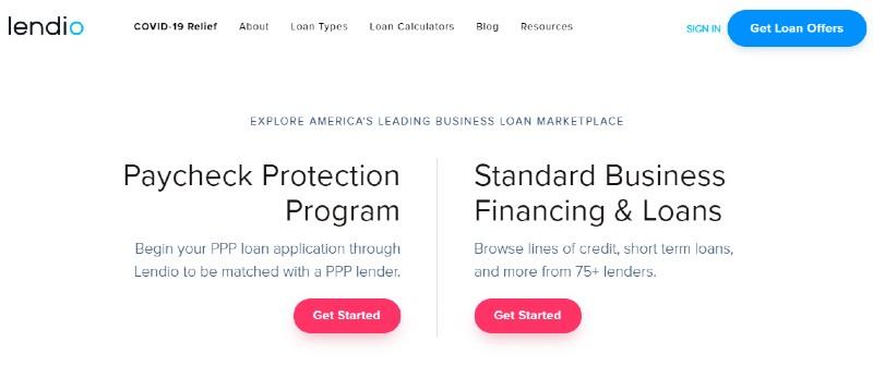 Lendio - Best Invoice Factoring Companies